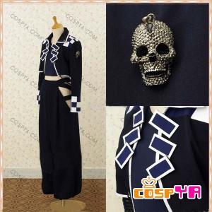 BRAVE10(ブレイブ・テン) 真田十勇士 海野六郎(うんの ろくろう) 和服 コスプレ衣装