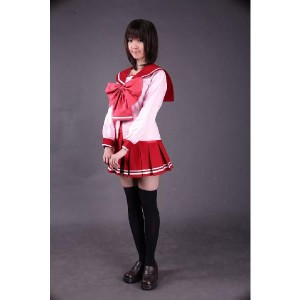 『ToHeart2』(トゥハートツー) 女子制服 (冬装)