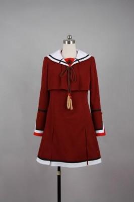 緋色の欠片 紅陵学院高校 女子制服 (春日珠紀) コスプレ衣装