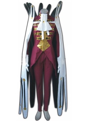 反逆のルルーシュ Cornelia の衣装