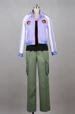 TIGER&BUNNY イワン・カレリン刺繍  コスプレ衣装