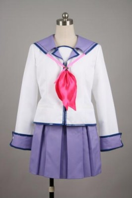 Angel Beats! SSS制服 ユイ コスプレ衣装