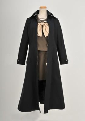 灼眼のシャナII(しゃくがんのシャナ) 夜笠コート コスプレ衣装