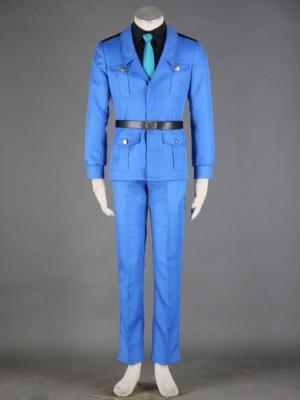 イタリア 第3代 ヘタリア コスプレ衣装 5セット