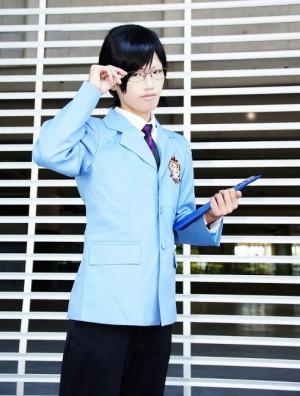 桜蘭高校ホスト部 (おうらんこうこうほすとくらぶ) 私立桜欄学院学生制服コスプレ衣装