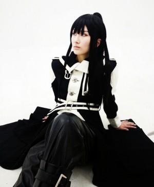 D.Gray-man ディーグレイマン  神田ユウ 第1代 エクソシスト コスプレ衣装