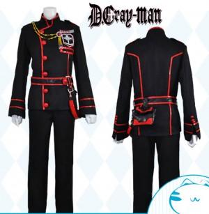 D・gray-man・アレン・ウォーカー・第三新団服衣装