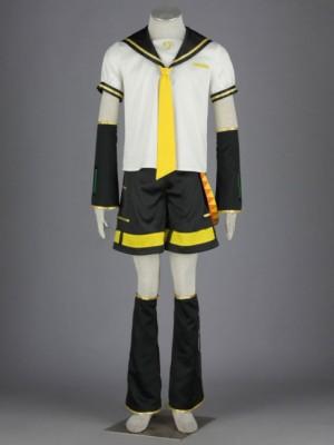 初音家族 鏡音連 男性用 セーラー服 8セット コスプレ衣装