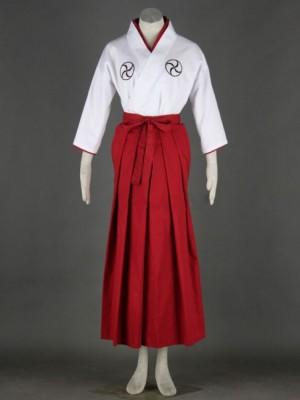 真央霊術院女子制服 死神 コスプレ 衣装 3セット