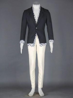 家庭教師 ランボ コスプレ衣装 男性の服 4セット
