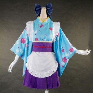 fate stay night フェイト/ステイナイト セイバー着物 saber 和風 コスプレ衣装