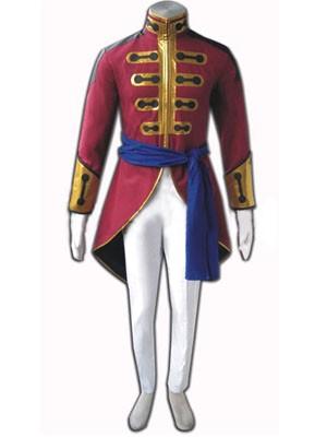 反逆のルルーシュ 親衛衣装