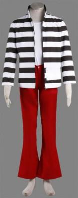 ラッキードッグ D代 コスプレ衣装 男性用 3セット