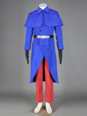 フランス 第1代 ヘタリア コスプレ衣装 5セット