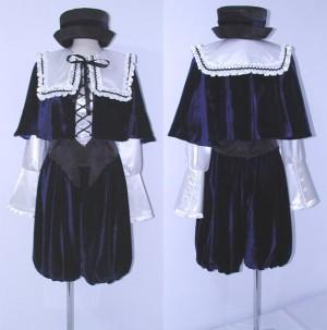 ローゼンメイデン(Rozen Maiden) 蒼星石(そうせいせき/Lapislazuri Stern)コスプレ衣装