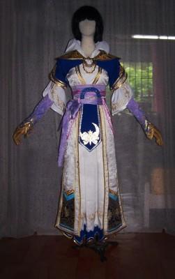 新品入荷!真・三國無双7(しん・さんごくむそう) 蔡文姫風 コスプレ衣装