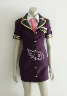 真・三國無双7 (しん・さんごくむそう)貂蝉風 DLC 警察制服 高品質コスプレ衣装