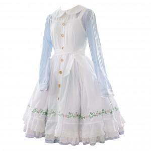 不思議の国のアリス ロリータプリンセス ワンピース2点セット コスプレ衣装