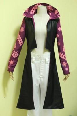 ONE PIECE 海賊王 ジュラキュール・ミホーク Mihawk コスプレ衣装
