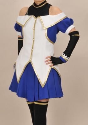 新品 WHITE ALBUM  緒方理奈  おがたりな ステージ風  コスプレ衣装