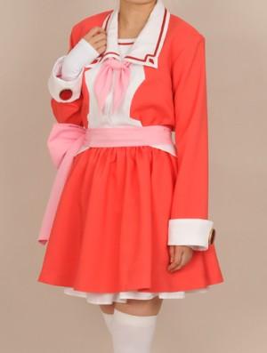 アニメ版  WHITE ALBUM  森川由綺  もりかわ ゆき ステージ  コスプレ衣装
