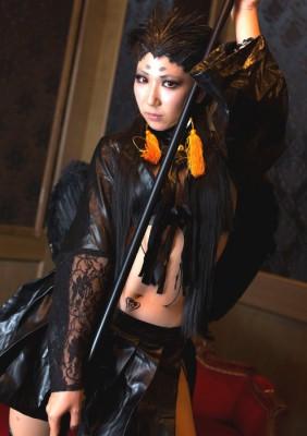 ZONE-00   ゾーンゼロゼロ 妙(たえ)高級コスプレ衣装、コスチューム