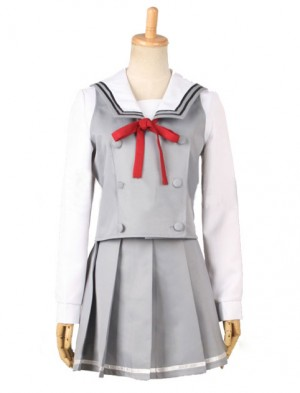 境界の彼方 第六話 約束の絆 女子制服 夏 コスプレ衣装
