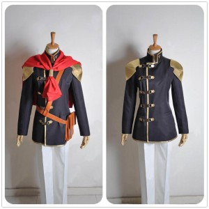 ファイナルファンタジー零式 Final Fantasy Type-0 エース Ace コスプレ衣装 普通版