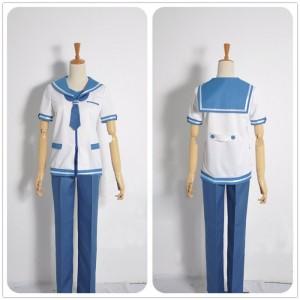 凪のあすから 先島 光  あかり(さきしま あかり)/ 伊佐木 要(いさき かなめ) 男子制服 コスプレ衣装