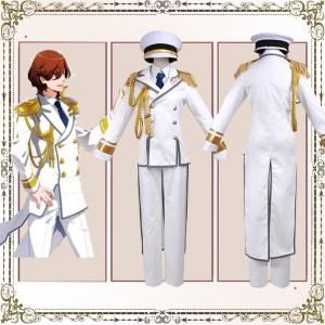 豪華版 うたの☆プリンスさまっ♪  Shining All Star QUARTET☆NIGHT  白い制服 早乙女学園 コスプレ衣装