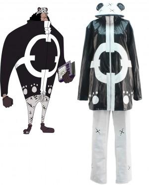 ワンピースONE PIECE バーソロミュー 風 コスプレ衣装