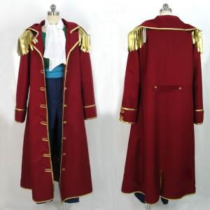 ONE PIECE ワンピース ゴール・D・ロジャー 風 コスプレ衣装 コスチューム 豪華版