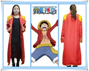 ONE PIECE ワンピース ゴール・D・ロジャー 風 コスプレ衣装 コスチューム 普通版