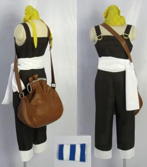 ONE PIECE★ワンピース ウソップ風 コスプレ衣装★激安 高品質 コスチューム