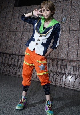 DanceEvolution ARCADE  ダンスエボリューション◆小日向翔風◆コスプレ衣装◆コスチューム 高品質