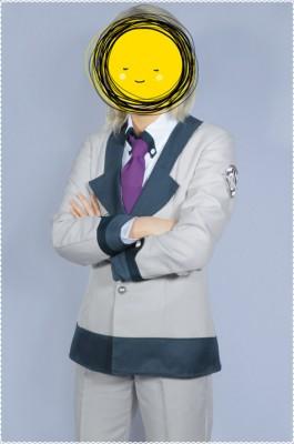 ダンボール戦機ウォーズ★神威大門統合学園男子制服風★ロシウス★コスプレ衣装