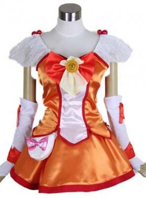 スマイルプリキュア! Smile PreCure! 日野あかね キュアサニー Cure Sunny コスプレ衣装・変装・仮装・コスチューム