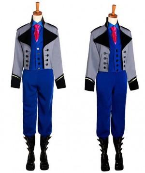 ディズニー アナと雪の女王 FROZEN  王子様 ハンス王子 Hans コスプレ衣装 コスチューム