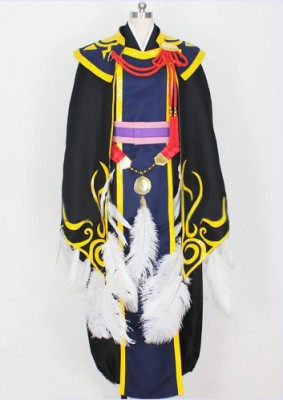 緋色の欠片4 白華の檻 空疎尊(くうそのみこと) コスプレ衣装 コスチューム