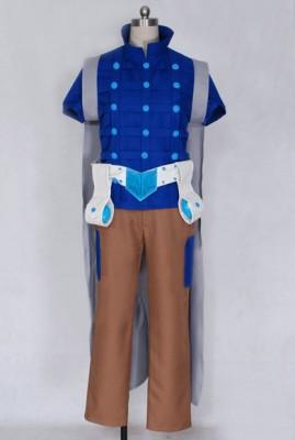 ジョジョの奇妙な冒険★ジャイロ・ツェペリ 第七部★コスプレ衣装 コスチューム