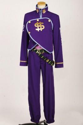 ジョジョの奇妙な冒険 第四部 虹村億泰(にじむらおくやす) コスプレ衣装