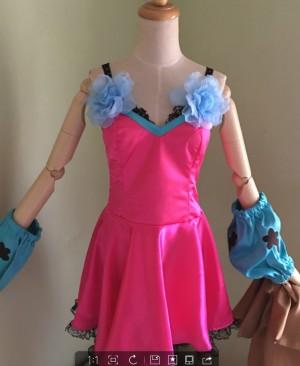 ジョジョの奇妙な冒険 第7部 STEEL BALL RUN ルーシー・スティール Mrs. Lucy Steel コスプレ衣装
