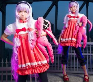 世界征服~謀略のズヴィズダー~ 星宮ケイト  コスプレ衣装 コスチューム 変装 仮装