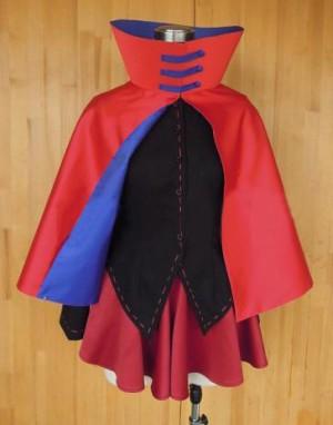 東方Project とうほうプロジェクト 輝針城 赤蛮奇 せきばんき コスプレ衣装