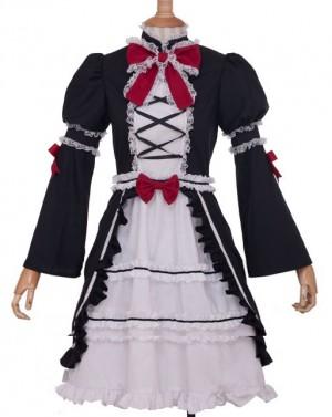 極黒のブリュンヒルデ 橘佳奈 たちばなかな コスプレ衣装 変装 コスチューム