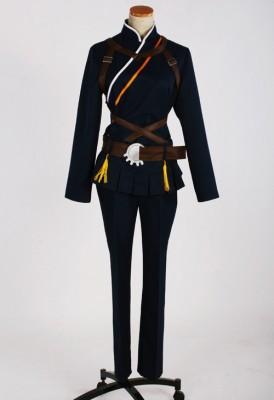 棺姫のチャイカ トールアキュラ コスプレ衣装 変装 コスチューム