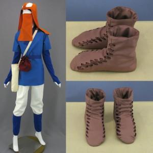 宮崎駿 もののけ姫 アシタカ コスプレ衣装 コスチューム 変装 仮装 ジブリ サン