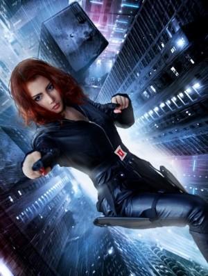 映画 アベンジャーズ The Avengers Black Widow ブラック・ウィドウ コスプレ衣装 コスチューム 変装 仮装