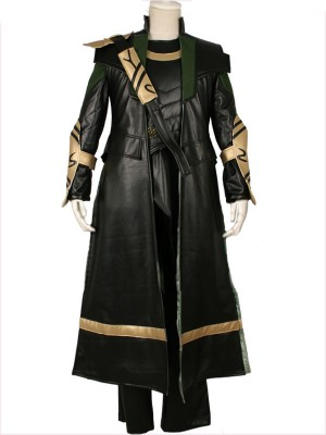 映画 The Avengers アベンジャーズ Loki ロキ コスプレ衣装 イベント パーティー コスチューム 変装 仮装 ロキ あべんじゃーず