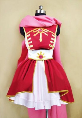 魔法騎士レイアース マジックナイトレイアース 獅堂光(しどう ひかる) コスプレ衣装 戦闘服